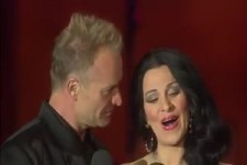Angela Gheorghiu und Sting - Mozarts Don Giovanni