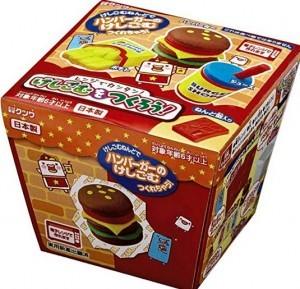japanische Fastfood-Radiergummis!