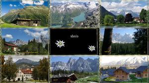 -Oostenrijk een bergenparadijs-
