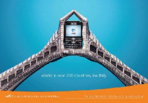 gut gemachte Werbung von AT&T