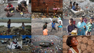 Ein Leben im Müll