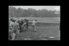 Golf spielen ohne Arme