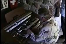 Klaus Wunderlich live 1997 mit Wersi Helios