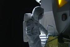 erste Frau auf dem Mond