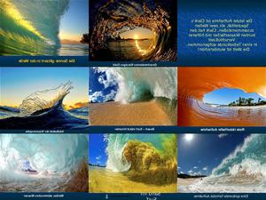Einzigartige Ansichten vom Ozean