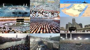 Saudi Arabien Mecca E