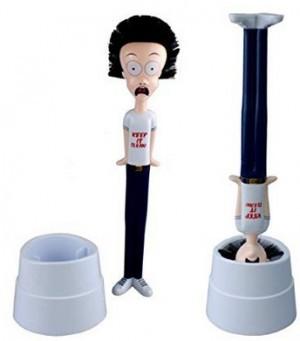 Bob die Klobürste - die Toilettenbürste mit...