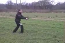 Idiot with kite