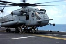 Hilfe für den Helikopter
