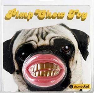 ein lustiges Hundespielzeug.