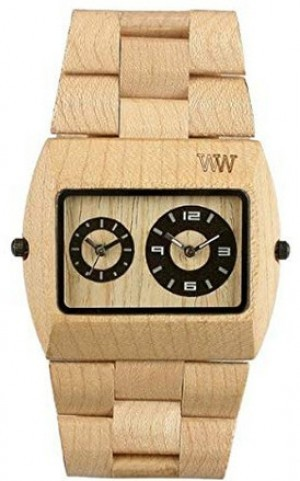 Holz-Armbanduhr!