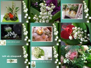Bouquets de Mai Christian