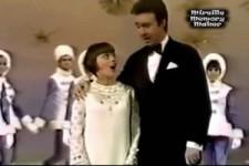 Mireille Mathieu and Peter Alexander - Weiße Weihnacht