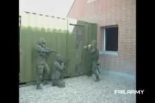 Missglueckte Armee-Einsaetze