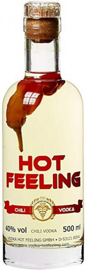 Hot Feeling Penis Vodka!
