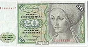 20 Deutsche Mark (Banknoten für Sammler)!