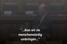 Oesterreichische Politik - Fluechtlinge umbringen