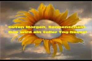 Guten Morgen Sonnenschein Von Nana Mouskouri