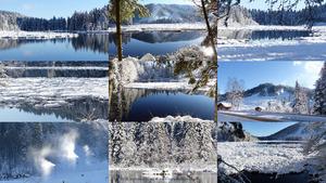 Der See von Lispach