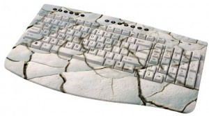 Lifestyle Tastatur Dry Desert!
