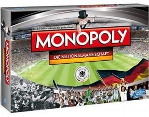 Monopoly der deutschen Nationalmannschaft!