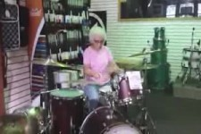 Grandma Drummer  Low