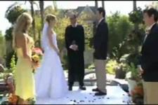 Hochzeit ins Wasser gefallen