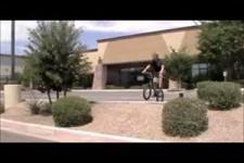 Autsch mit dem Fahrrad