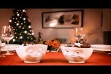 Weihnachtstassen-Zusammenstellung
