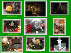 Ich wünsche dir zur Weihnachtszeit