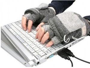 Beheizbare USB Handschuhe!