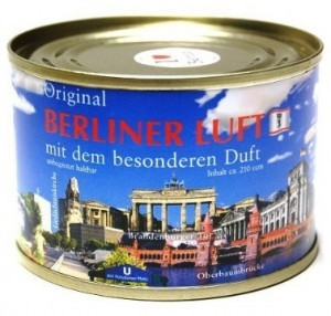 Berliner Luft in der Dose!
