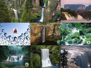Wodospady swiata