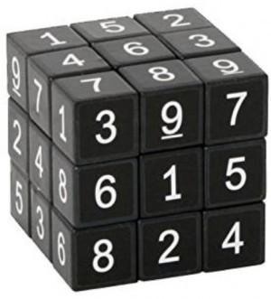 Der Sudoku Würfel!
