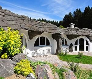 Kurzurlaub im Hobbit-Erdhaus für 2!