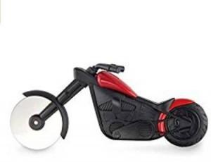 Pizzaschneider im Motorrad-Design!