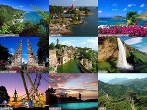 Belles Photos - Beaux endroits du monde