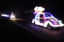 Weihnachtliche Ausfahrt BAG Balkan Aircooled Garage