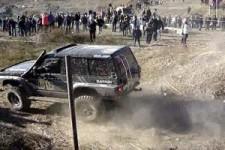 Russisches Autocross