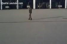 Der talentierteste Soldat den ich je gesehen habe