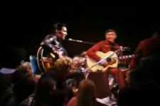 Elvis singt Christmas-Lieder