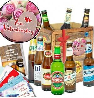 Sixpack Liebes-Bier!