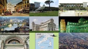 Italien Pisa.E.