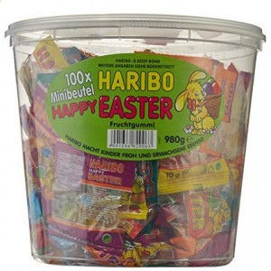 Haribo Happy Easter!