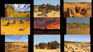 Pinnacles Dessert - Australie