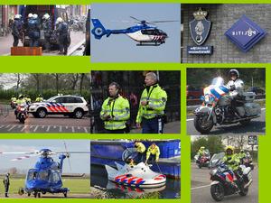 Holland Polizei