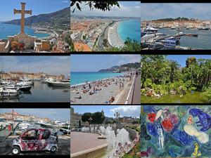 Französische Riviera