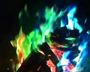 Mystical Fire!
