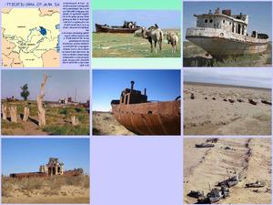 Die letzten Tage des Aral Sees