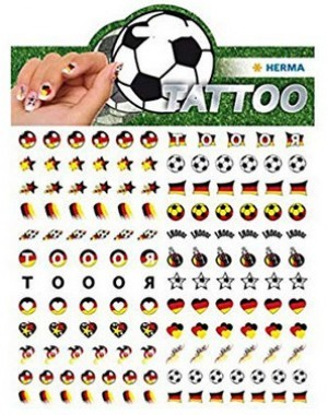 Fingernagel-Tattoos Deutschland!